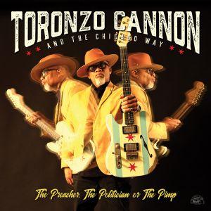 """Podcast """" THE PREACHER, THE POLITICIAN OR THE PIMP"""" il nuovo lavoro del Bluesman di Chicago Toronzo"""