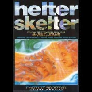 Dj Hype side B Helter Skelter 5 years in the making 1994