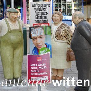 Bürger zur Bundestagswahl
