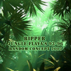 Ripper Jungle Flava's 93-96 style