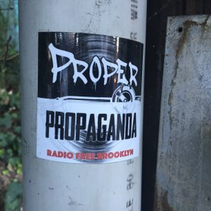 "Proper Propaganda Ep. 24: ""One Blew Over the Hookah's Guest"""