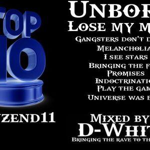 Top 10 2011   (van 10 naar 1)