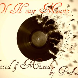 Season Of House Music Vol.3 2012 - Selected & Mixed by ProfDeejay