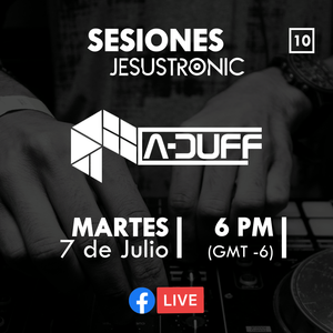 Guest Mix for Jesustronic July 2020