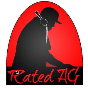 DJ RATED AG OLD SCHOOL RAP/HIP HOP MIX