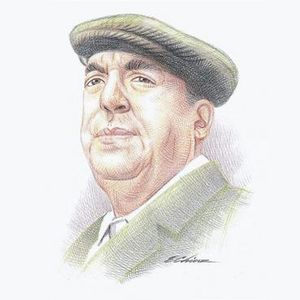 Show about Pablo Neruda 24/09/1995