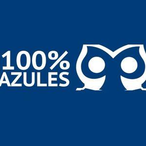 100% Azules - Miércoles 8 de febrero