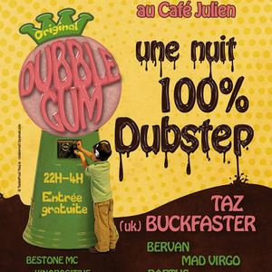 L'Atomiste DJ mix set Dubble Gum 2