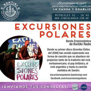 Programa 18 - Banda Emprendedora - Excursiones Polares