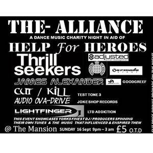 CutSlashKill - The Alliance Sessions