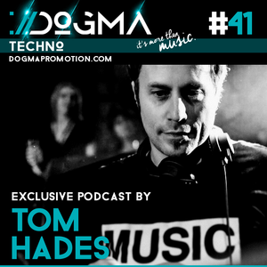 Tom Hades - Techno Tribute Live Set // Dogma Techno Podcast [June 2015]
