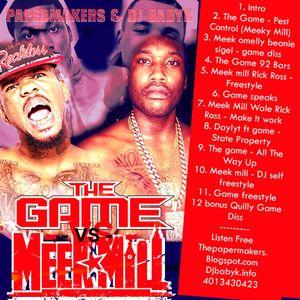 The Game Vs Meek Mill