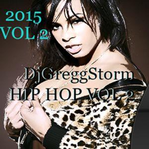 Hip Hop 2015 Vol 2
