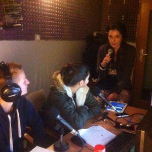Audiorozhovor: Kristina Weiserová aka 113kw v pořadu Chicks