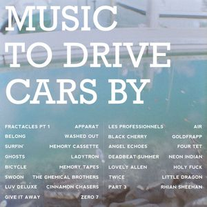 Music To Drive Cars By