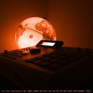"""Skeletons Vol.1"" Beat-Tape (2001-2003 A.D.)"
