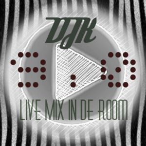 DJK - Live Club Mix In De Room 9.0 July 2012