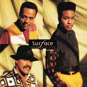 Surface - The Best Surface - A Nice Time 4 Loving (1991)