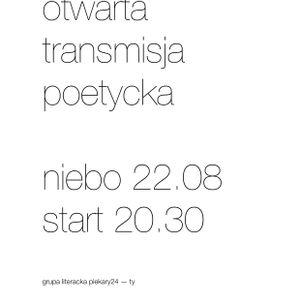 Otwarta Transmisja Poetycka