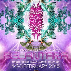 Trala Lama @ Belantara Gathering 2015 - Kuala Lumpur, MY