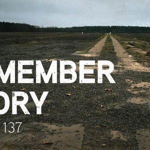 Remember Glory [Psalm 137]