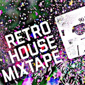 Retro House Mixtape - Episode 62 - Fridays 7pm GMT on Beach-Radio.co.uk