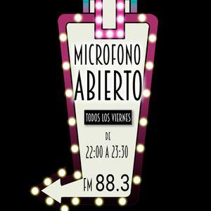 MICRÓFONO ABIERTO X FM 88.3 !!! CON VANE ,PROGRAMA N°11