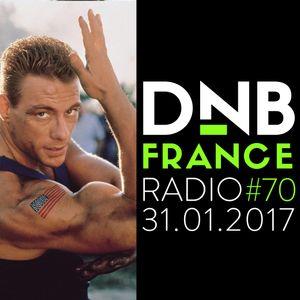 DnB France radio 070 - 01/02/2017 - Hosted by Mc Fly Dj