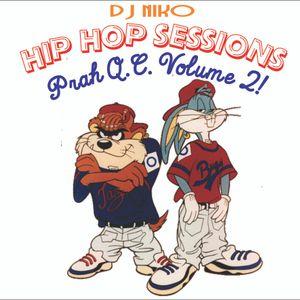 Dj Niko - Hip Hop Sessions Prah Q.C.  - Vol. 2