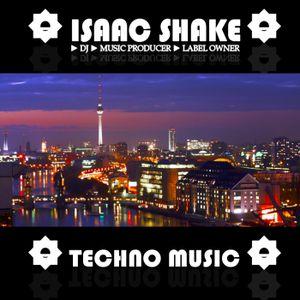 TECHNO SET mixed by ISAAC SHAKE 2011 VOL.1