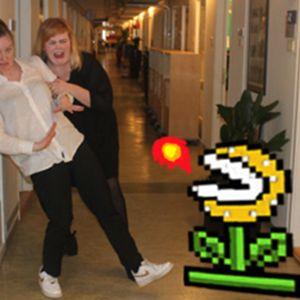 Super Marios svenska fader och Cirkeln