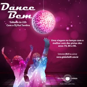 Dance Bem - Globo FM - 26 de março de 2016
