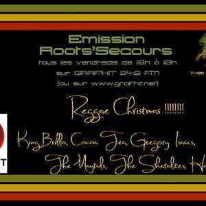 Emission Roots'Secours du 25 décembre 2015