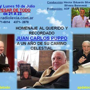 A PESAR DE TODO 10-07-17 en RADIO LEXIA