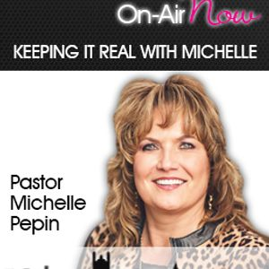 KEEPING IT REAL WITH MICHELLE - Pastor Jay - Jesus went up Blessings Came D - 230417 @pepin_michelle