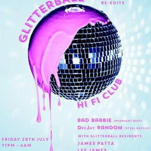 Lee James - glitterball promo vol 2 july 2016