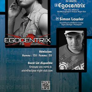 Simon Lawler - Live at Eclispe Night Club (14-10-11)