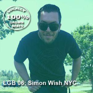 LGB 06: Simon Wish NYC