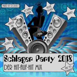 Schlager Party 2018 - Der Hit-Auf-Hit Mix
