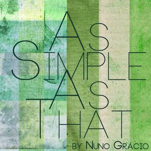As simple As That by Nuno Grácio