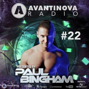 AVANTINOVA RADIO #22