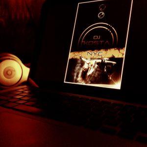 DJ Kosta NYC @ Nirvana Sept. 11, 2012 Club Verson