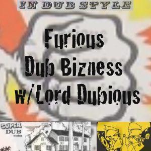 Furious Dub Bizness March 15, 2017