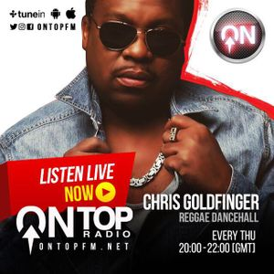 CHRIS GOLDFINGER REGGAE DANCEHALL SHOW 21/09/17 PT 2
