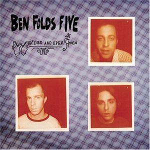 Nightswimming 30 - Ben Folds Five - Whatever & Ever Amen