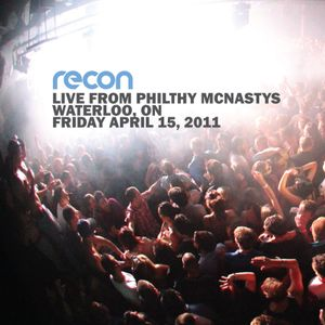DJ Recon Live Set-Philthy McNastys-Waterloo, ON-Friday April 15 2011