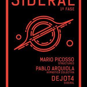 Sideral Podcast - Mario Picosso