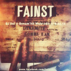 Fainst des Ziris Dj Set @ Dynam'hit Webradio - 08 Feb 2012
