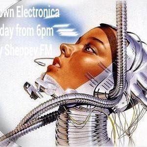 Bluetown Electronica live show 30-6-13