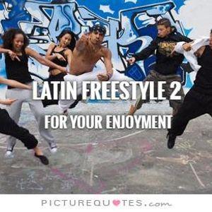 Latin Freestyle 2 - DJ Carlos C4 Ramos